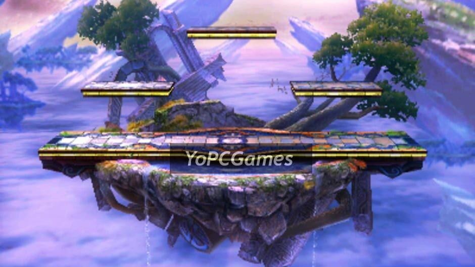 super smash bros. for nintendo 3ds screenshot 2