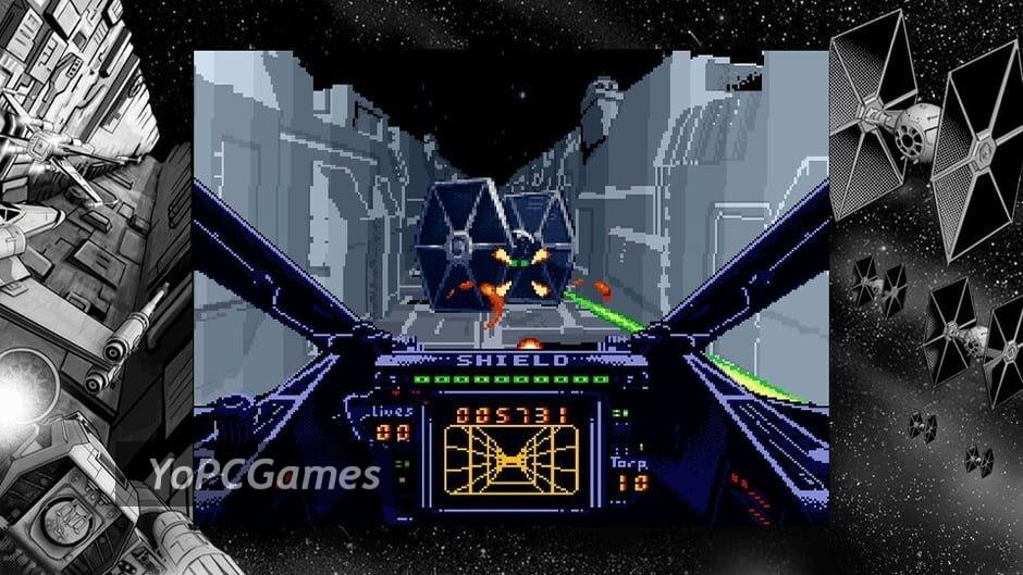 super star wars screenshot 1