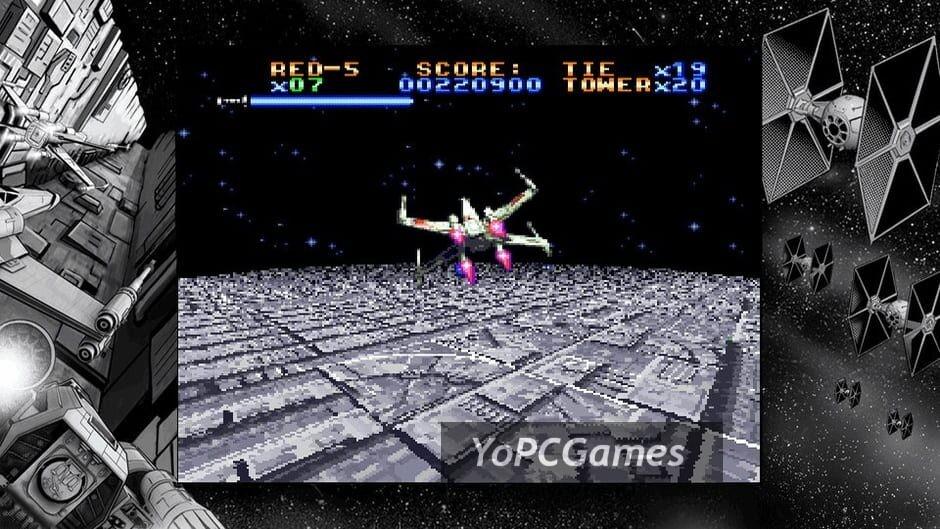super star wars screenshot 2