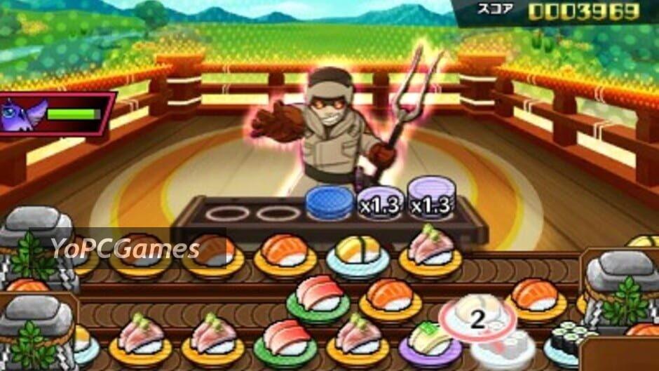 sushi striker: the way of sushido screenshot 5