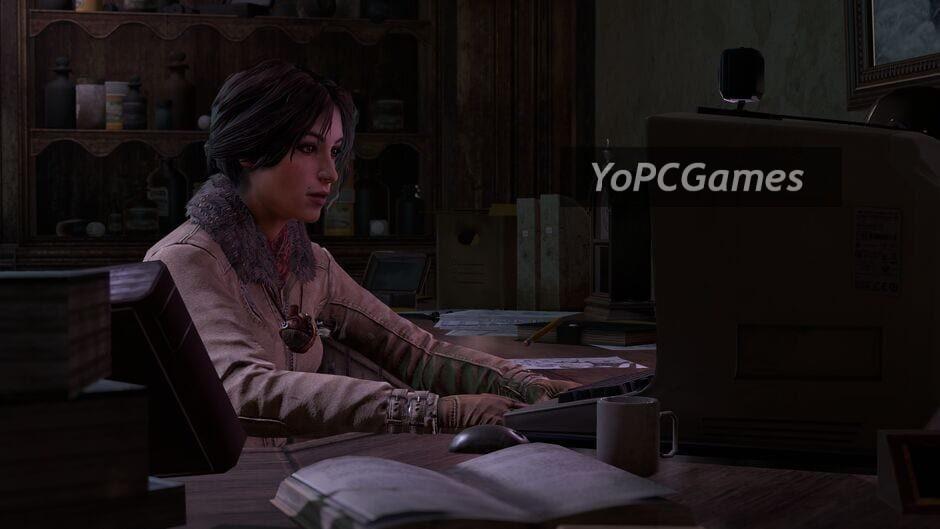 syberia 3 screenshot 5