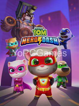 talking tom hero dash pc game
