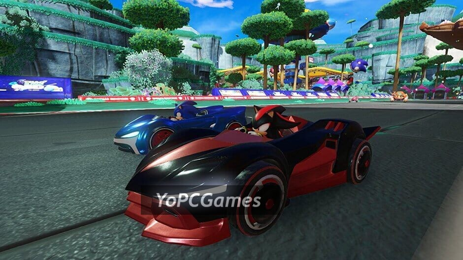 team sonic racing screenshot 4