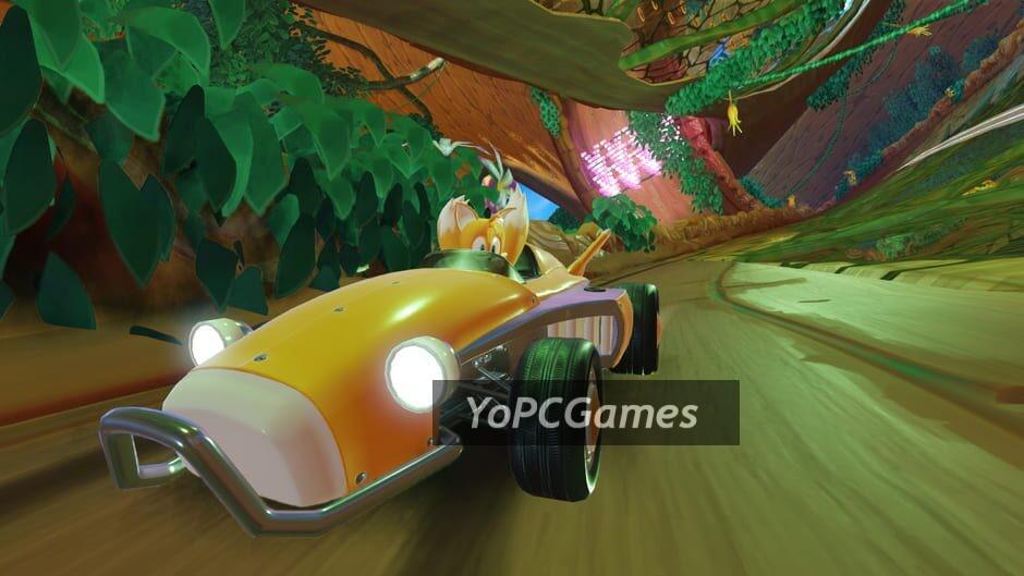 team sonic racing screenshot 5