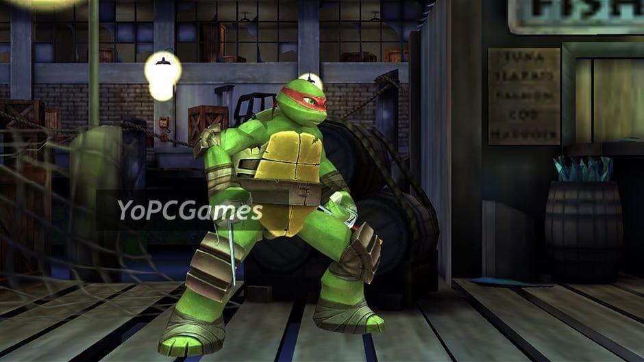 teenage mutant ninja turtles: danger of the ooze screenshot 3