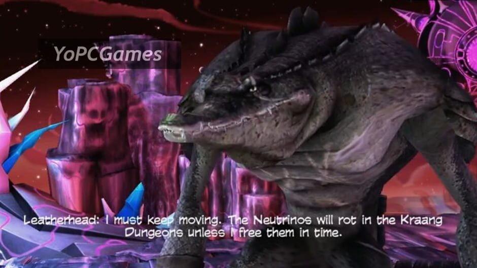 teenage mutant ninja turtles: danger of the ooze screenshot 4