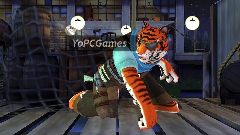 teenage mutant ninja turtles: danger of the ooze screenshot 5