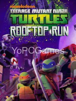 teenage mutant ninja turtles: rooftop run game