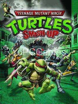teenage mutant ninja turtles: smash-up game