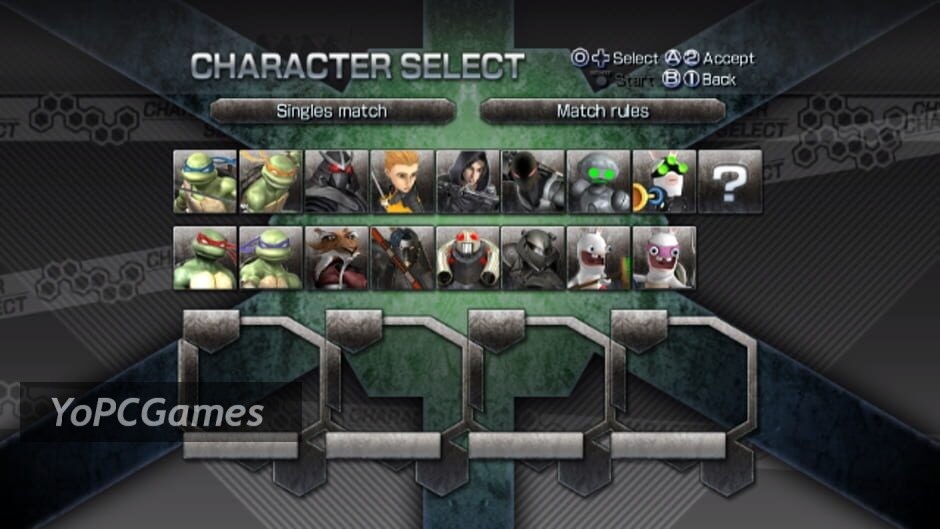teenage mutant ninja turtles: smash-up screenshot 4