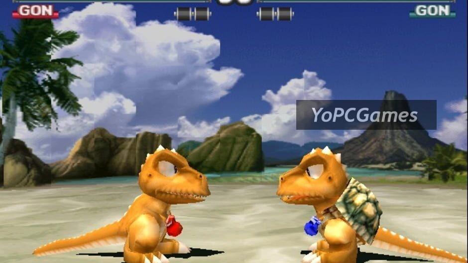 tekken 3 screenshot 2