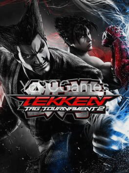 tekken tag tournament 2 poster
