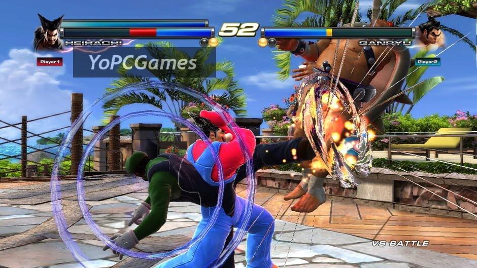 tekken tag tournament 2 screenshot 5