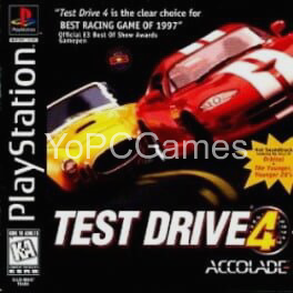 test drive 4 for pc