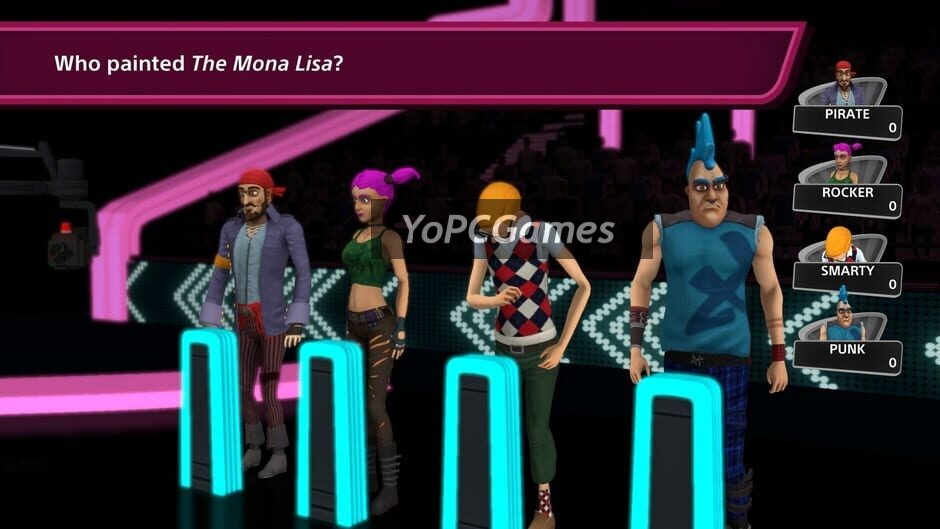 that trivia game screenshot 2
