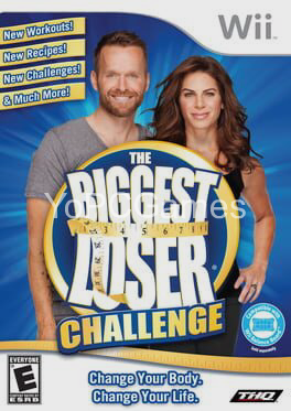 the biggest loser challenge cover