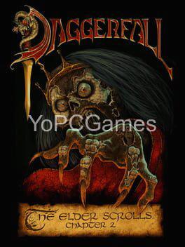 the elder scrolls ii: daggerfall cover