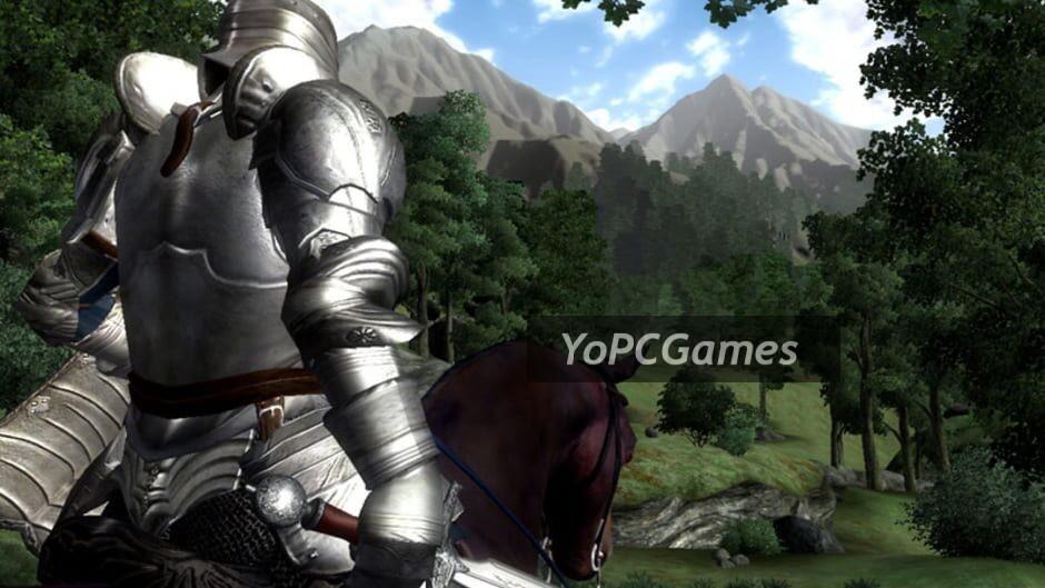 the elder scrolls iv: oblivion screenshot 1
