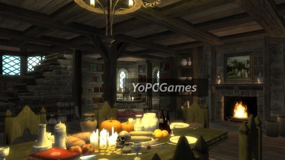 the elder scrolls iv: oblivion screenshot 2