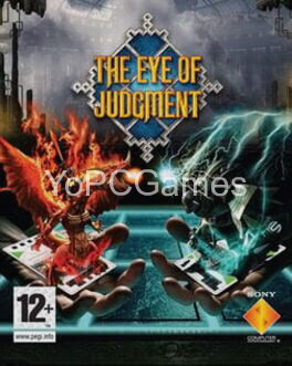 the eye of judgment poster