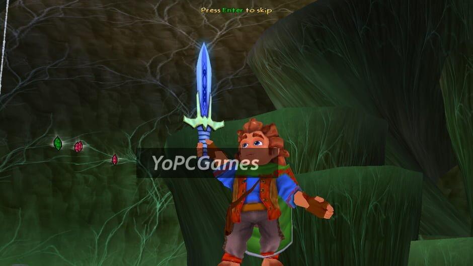 the hobbit screenshot 2