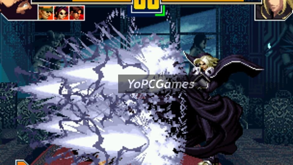 the king of fighters 2001 screenshot 2