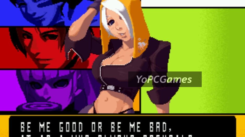 the king of fighters 2001 screenshot 3