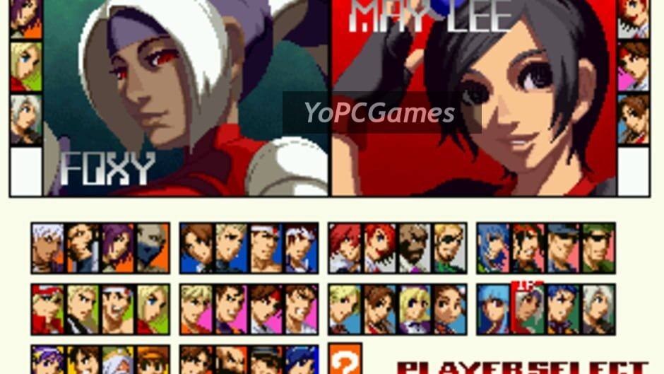 the king of fighters 2001 screenshot 4