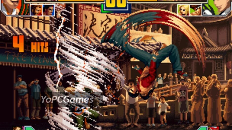 the king of fighters 2001 screenshot 5
