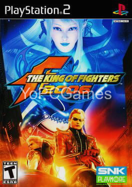 the king of fighters 2006 pc