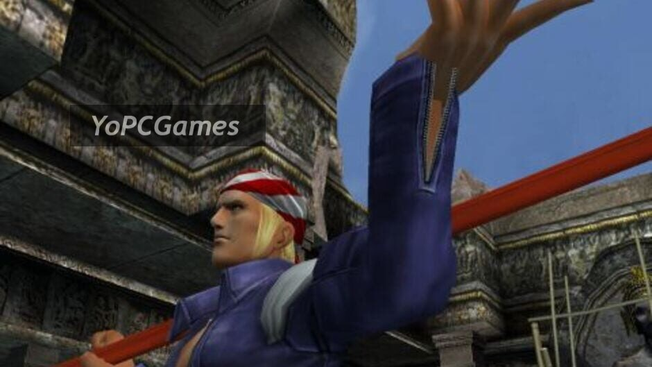 the king of fighters 2006 screenshot 1
