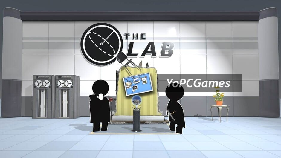 the lab screenshot 4