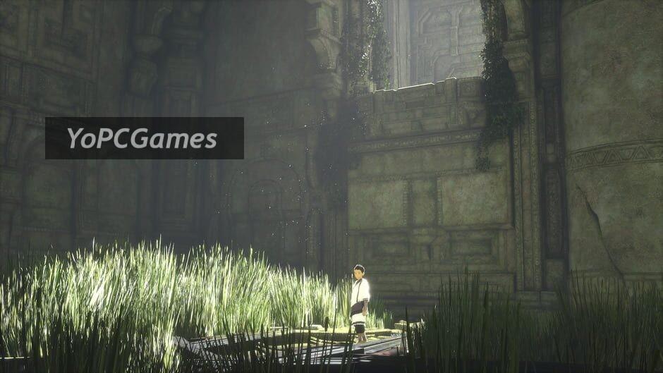 the last guardian screenshot 1