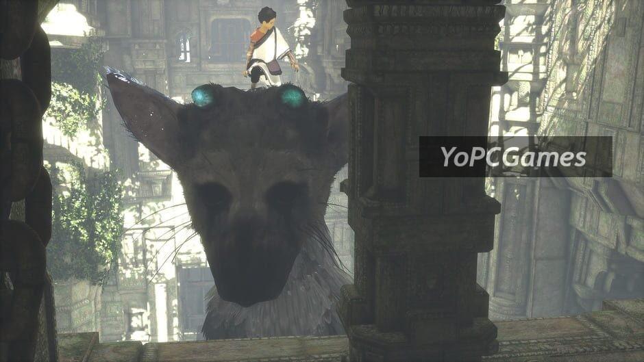 the last guardian screenshot 5