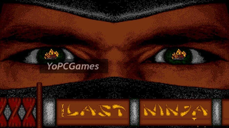 the last ninja screenshot 1
