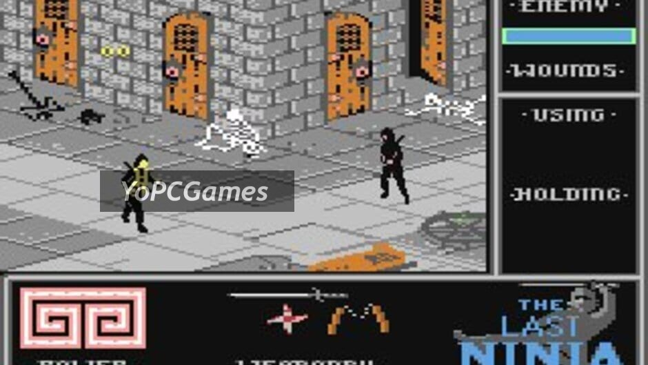 the last ninja screenshot 2