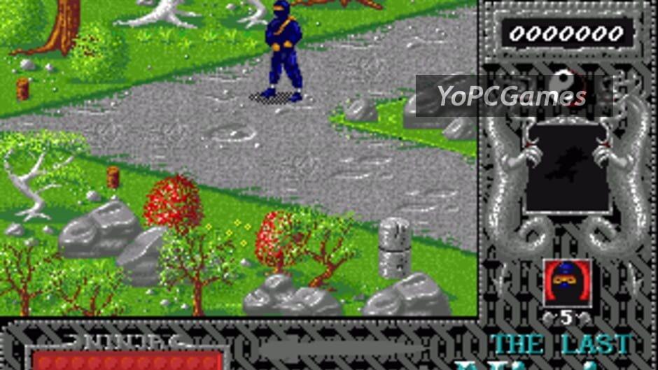 the last ninja screenshot 3