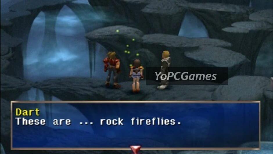 the legend of dragoon screenshot 3