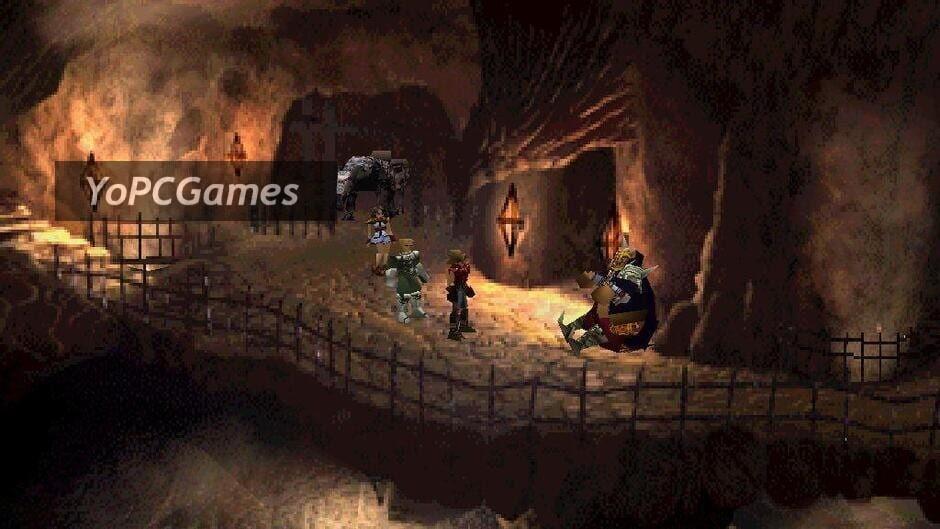 the legend of dragoon screenshot 4