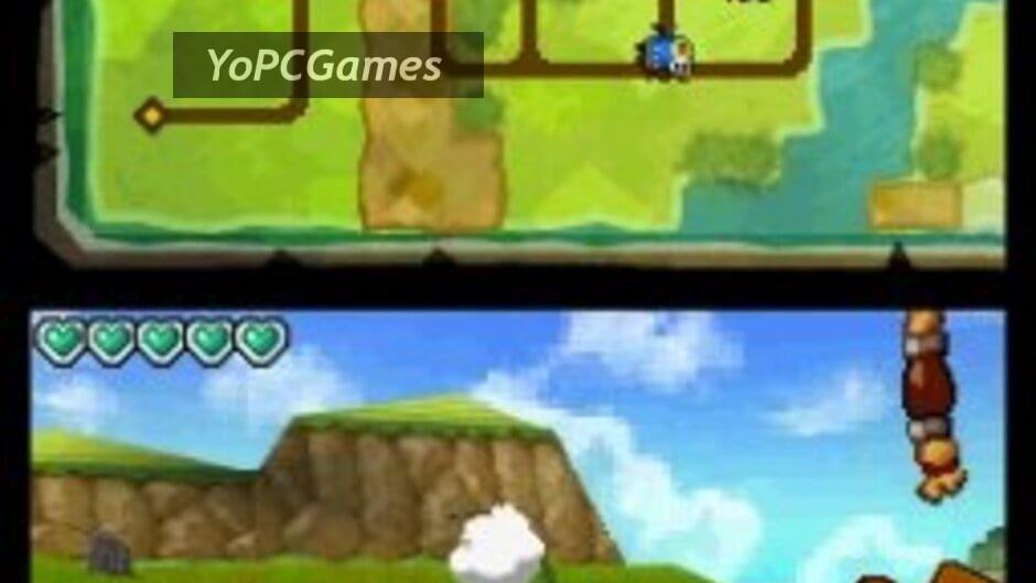 the legend of zelda: spirit tracks screenshot 4