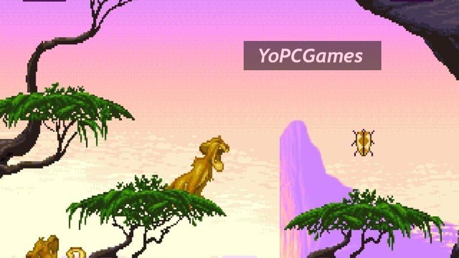 the lion king screenshot 1