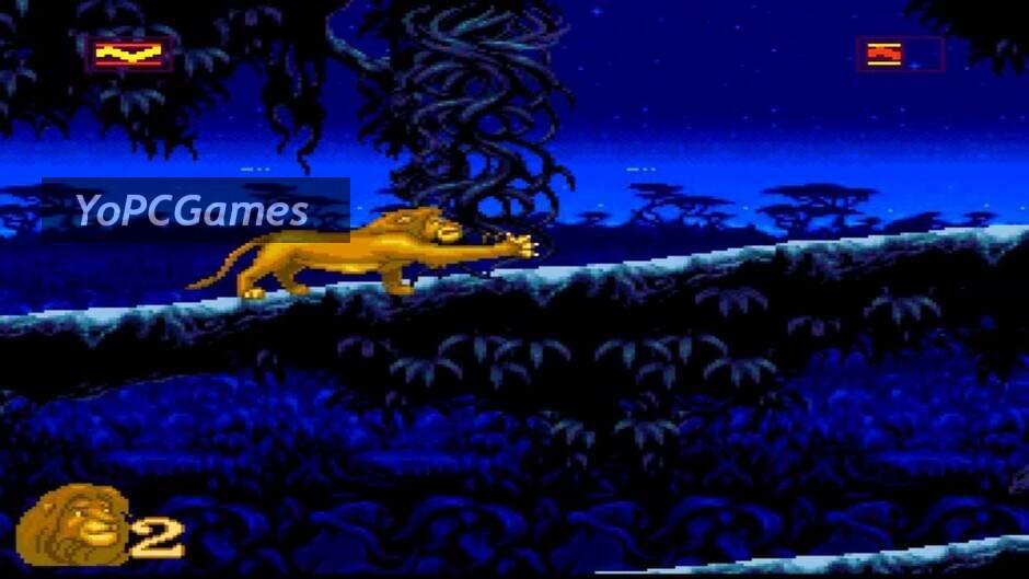 the lion king screenshot 5