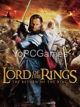 the lord of the rings: the return of the king pc game