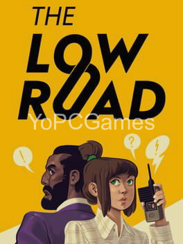 the low road poster