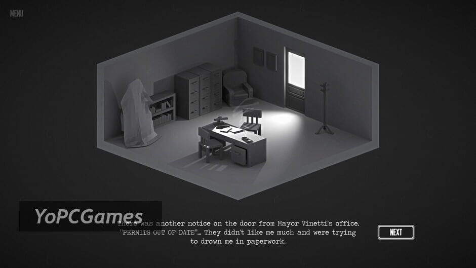 the monster inside screenshot 2