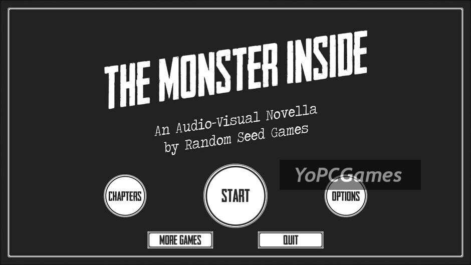 the monster inside screenshot 5