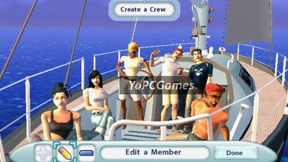 the sims 2: castaway screenshot 4