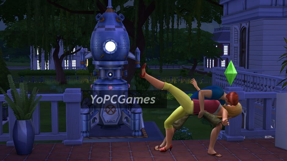 the sims 4 screenshot 1