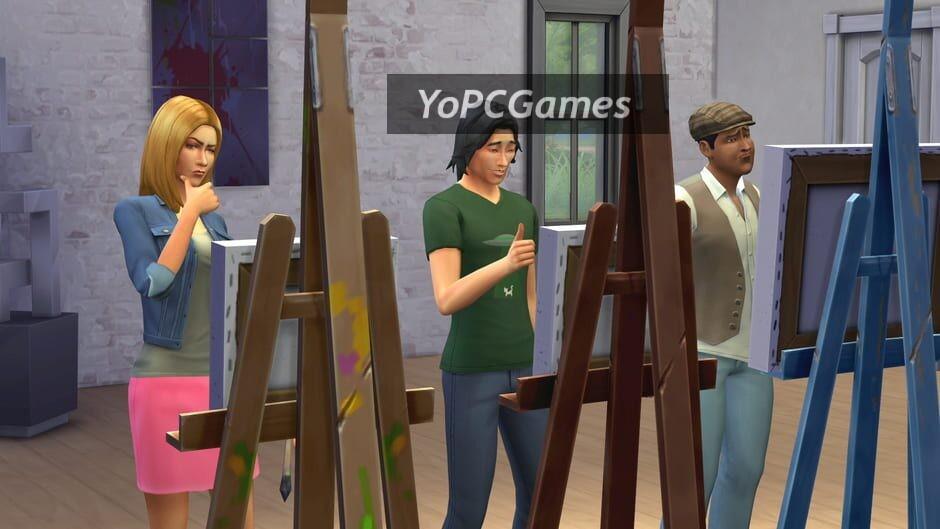 the sims 4 screenshot 2