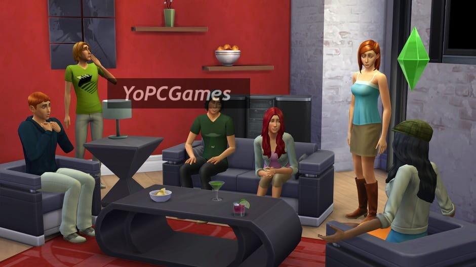 the sims 4 screenshot 3